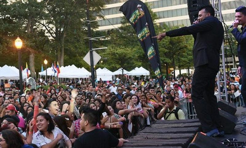 Birmingham's Fiesta celebration features food and music